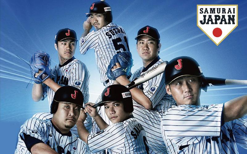 日本通運 世界日通 × 侍ジャパン