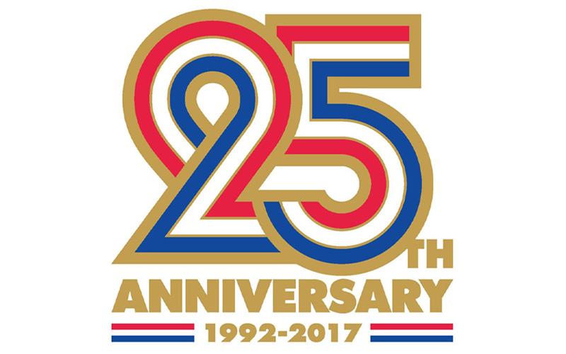 横浜F・マリノス  25th Anniversary