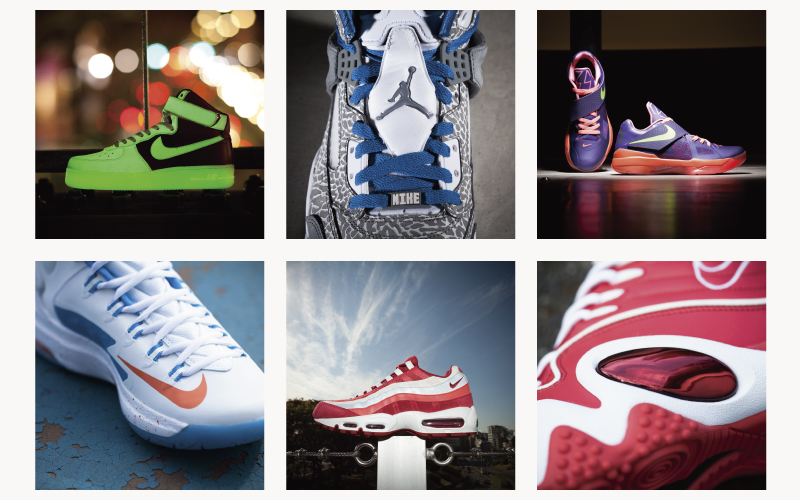 NIKEiD Facebook Post